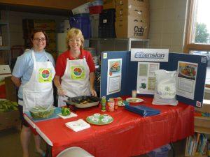 Food Pantry Teaching