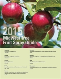 Midwest Tree Fruit Spray Guide Picture